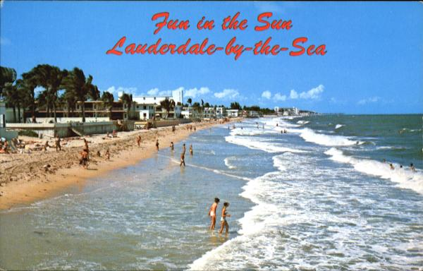 Fun In The Sun Lauderdale-By-The-Sea Florida