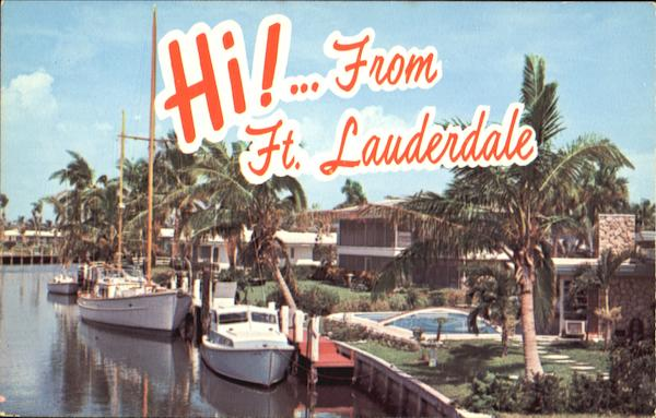 Fabulous Waterfront Homes Fort Lauderdale Florida