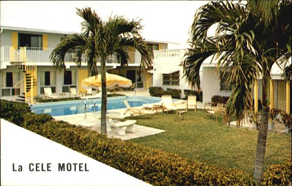 La Cele Motel, 4553 Ocean Drive Lauderdale-By-The-Sea Florida