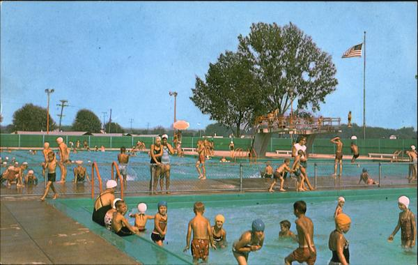 swimming pool menasha wi