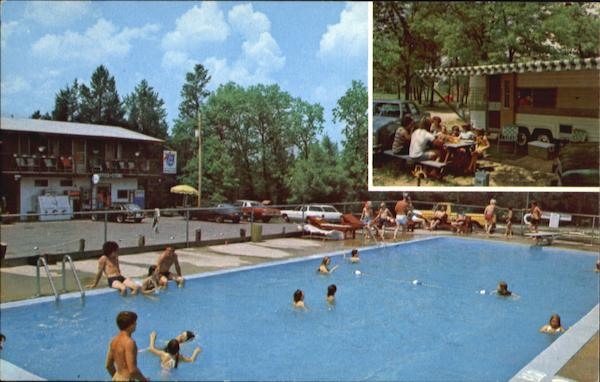 Bonanza Campground Wisconsin Dells