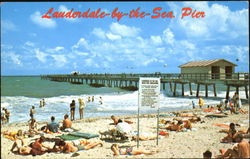 The Fishing Pier Postcard