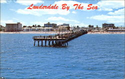 Lauderdale By The Sea Postcard