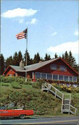 The Skyline Restaurant, Rt. 9, Hogback Mountain