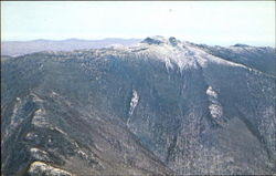 Scenic View Of The Top Of Mt. Mansfield