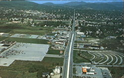 Aerial View Of Rutland