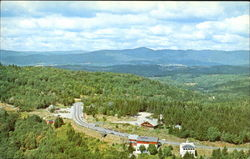 Aerial View Of Hogback Mtn