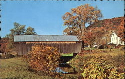 Howe Covered Bridge 1879