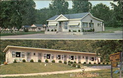 Sunset Motel Cabins & Restaurant, Route 7 4 Miles North