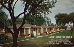 Lake Side Resort, Route 1, Box 638