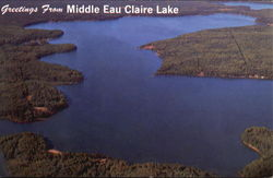 Middle Eau Claire Lake