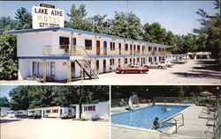 Lake Aire Motel, Hwy. 12, Box 193