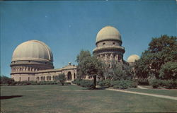 Yerkes Observatory, Williams Bay