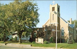 Augustana Lutheran Church - L.C.A, 1025 Second Ave