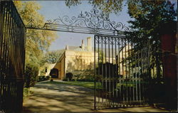 Gate Entrance To The Paine Art Center And Arboretum, 1410 Algoma Boulevard