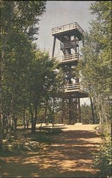 Lookout Tower Rib Mountain
