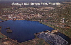 Greetings From Stevens Point