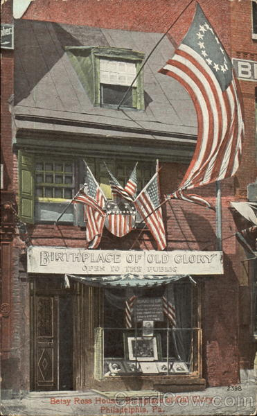 Betsy Ross House Philadelphia Pennsylvania