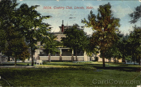 Country Club Lincoln Nebraska