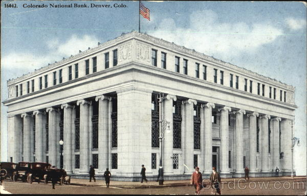Colorado National Bank Denver