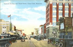 Central Avenue And Third Street