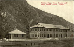 Arizona Copper Co.'s General And Assay Offices