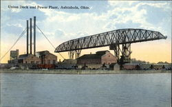 Union Dock And Power Plant
