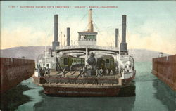 "Southern Pacific Co's Ferryboat ""Solano"", n"