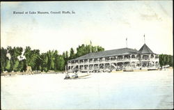 Kursaal At Lake Manawa