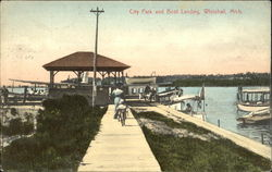 City Park And Boat Landing