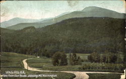 View From Glen House Postcard