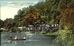 Camping And Boating, Epwoth Park Lake