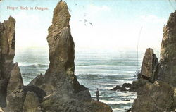 Finger Rock In Oregon