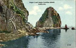 Sugar Loaf Santa Catalina Island