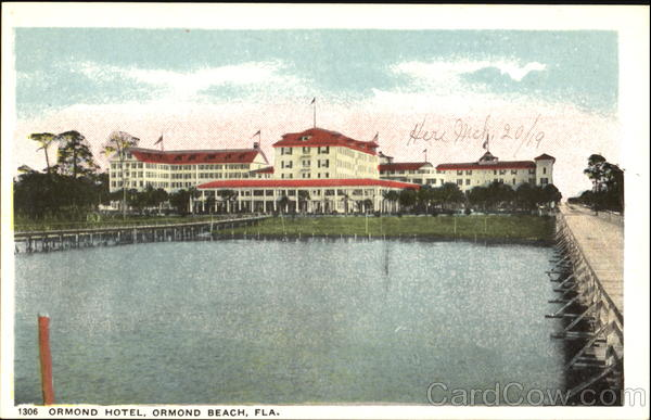 Ormond Hotel Ormond Beach Florida