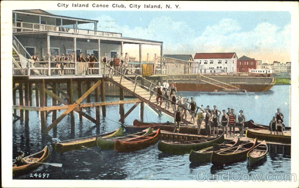 City Island Canoe Club New York