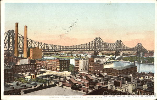 Queensboro Bridge New York