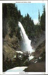 Narada Falls, Rainier National Park