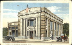 State Bank Of Townsend
