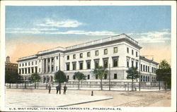 U. S. Mint House, 17th and Spring Garden Sts.