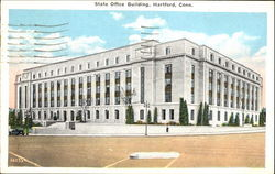 State Office Building Postcard