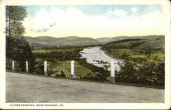 Ulster Narrows Postcard