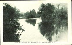 Genesee River, Island Park