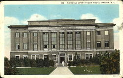 McDowell County Court House