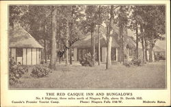 The Red Casque Inn And Bungalows, No. 8 Highway