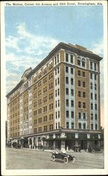 The Molton, 5th Avenue And 20th Street Postcard