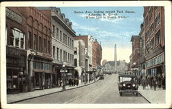 Patton Ave., Looking Toward Pack Square