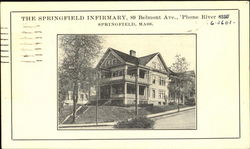 The Springfield Infirmary, 89 Belmont Ave.