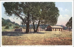 Historic Pigeon Ranch On Santa Fe Trail