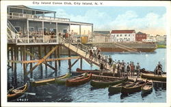 City Island Canoe Club